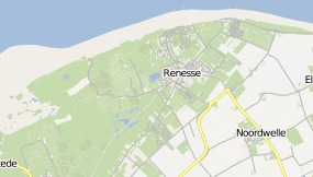 Map of Hampshire Hotel – Renesse